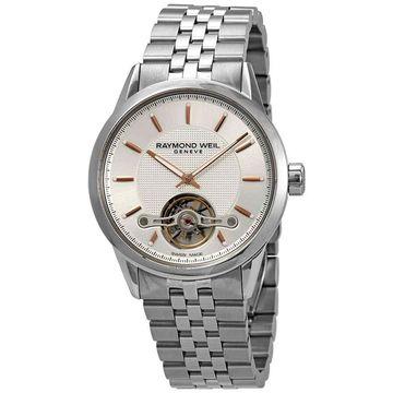 Raymond Weil Freelancer Automatic Silver Dial Men's Watch 2780-ST5-65001