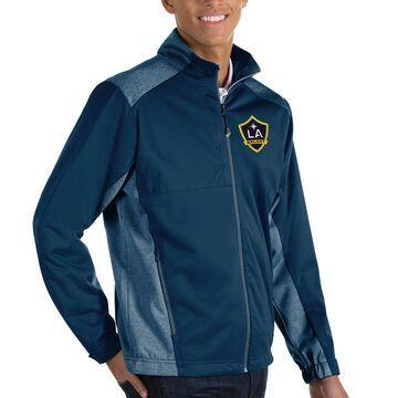 Men's Antigua Navy LA Galaxy Revolve Big & Tall Full-Zip Jacket