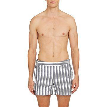Orlebar Brown Setter Island Stripe Swim Trunks