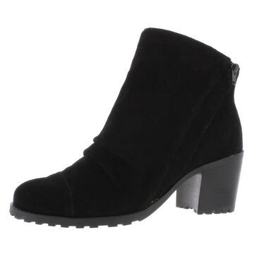 Aerosoles Womens Province Booties Suede Slouchy