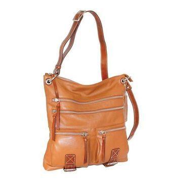 Nino Bossi Women's My My Honey Pie Crossbody Bag Cognac - US Women's One Size (Size None)