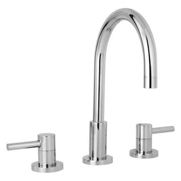 Newport Brass 1500 East Linear Double Handle Widespread Lavatory Faucet