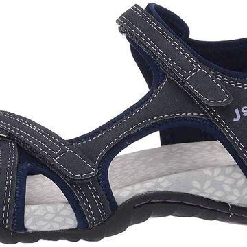 JSport by Jambu Women's Pluto Encore Flat Sandal