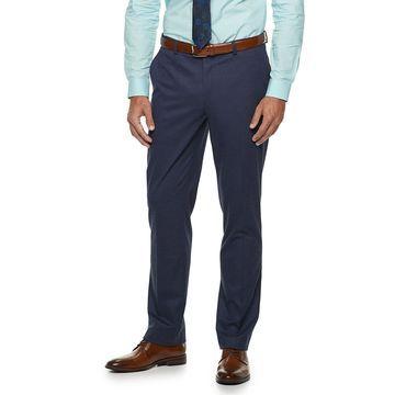 Men's Apt. 9 Charcoal Suit Pant
