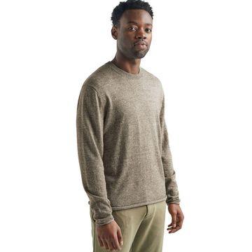 Flaxen Long-Sleeve Crew Sweater - Men's
