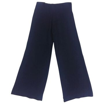 Sonia Rykiel Navy Other Trousers