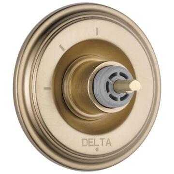 Delta Cassidy 0.5-in Venetian Bronze Bathtub/Shower Diverter | T11897-CZLHP