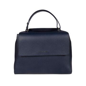 Orciani Logo Shoulder Bag