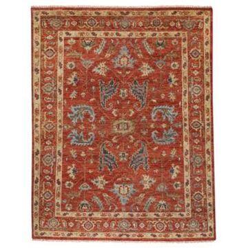Capel Charise-Ushak 550 Cinnabar 10' x 14' Area Rug