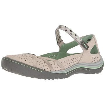 Jambu Women's Cherry Blossom Mary Jane Flat,