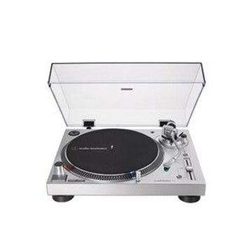 Audio-Technica AT-LP120XUSB - Turntable - silver