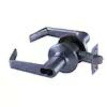 Schlage S Series Tubular Lock Satin Chrome Reversible Keyed Entry Door Handle