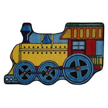 Fun Rugs Train 31