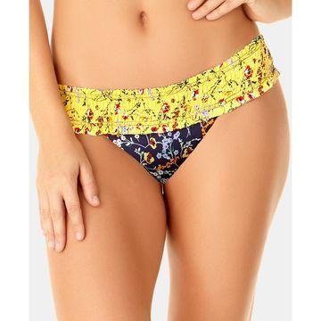 Studio Wildflower Ditsy Printed Bikini Bottoms