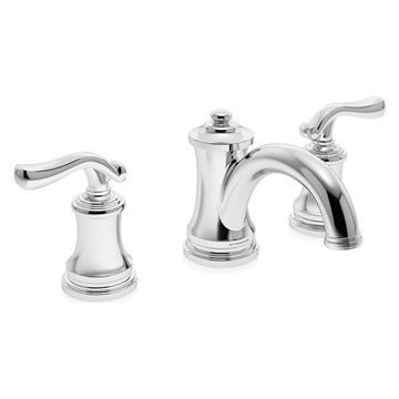 Symmons SLW-5112 Winslet Widespread Bathroom Faucet