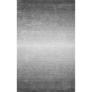 nuLoom Bernetta AWVE18A Gray 5' x 8' Area Rug