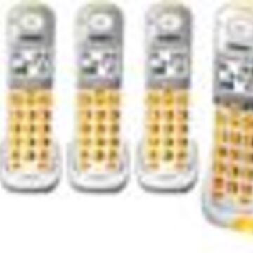 Uniden D3097-6 DECT 6.0 Amplified Cordless Phone w/ 5 Extra Handsets