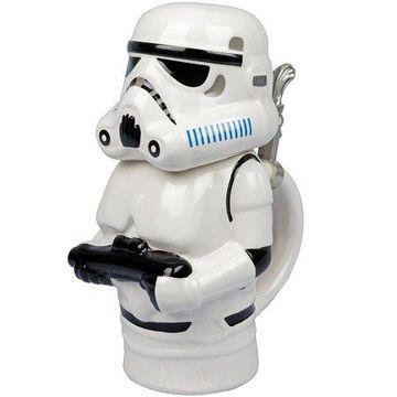 Star Wars: Stormtrooper Ceramic Stein