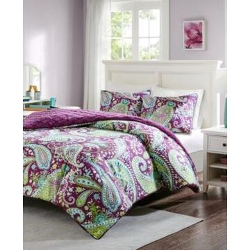 Intelligent Design Melissa Reversible 3-Pc. King Comforter Set Bedding
