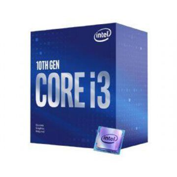 Intel Core i3 10100F Boxed Processor - 3.6 GHz 4 Cores 8 Threads 6MB C