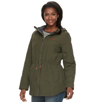 Women's Columbia Chatfield Hill Hooded Anorak Jacket