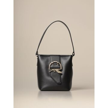 Patrizia Pepe Bag In Hammered Leather