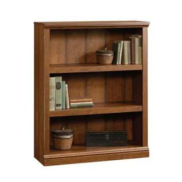 Sauder Select 3-Shelf Bookcase in Washington Cherry