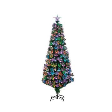Sterling 6-Foot High Fiber Optic Color-Changing Tree