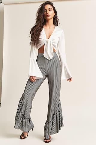 ac2ecc21c Details A pair of knit pants featuring an elasticized waist