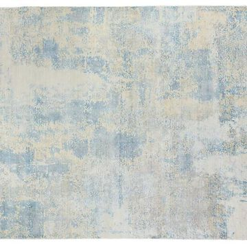 Sorento Hand-Knotted Rug - Blue - Exquisite Rugs - 12'x15'