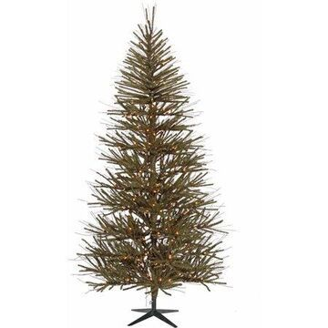 Vickerman 3' Vienna Twig Artificial Christmas Tree with 50 Warm White LED Lights