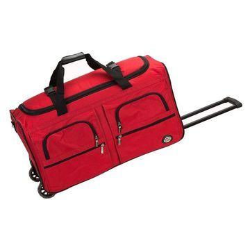 Rockland Rolling Duffel Bag