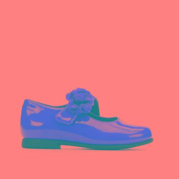 Rachel Shoes Toddler Lil Brena Children's Shoe (Red - Size 8 - Toddler)
