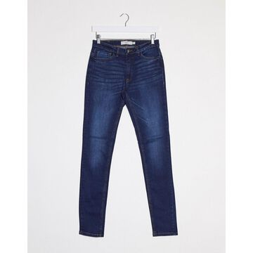 Ichi skinny jeans-Navy