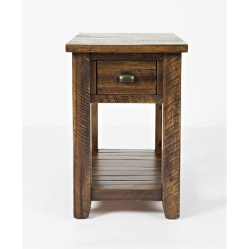 Jofran Artisans Craft Chairside Table