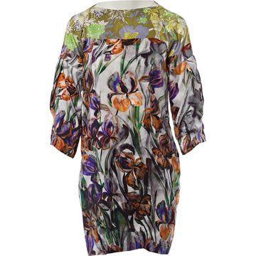 Dries Van Noten Multicolour Viscose Dresses