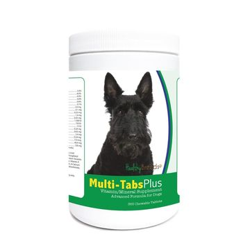 Healthy Breeds 840235122340 Scottish Terrier Multi-Tabs Plus Chewable Tablets - 365 Count
