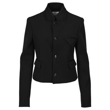 Bottega Veneta Wool Short Jacket