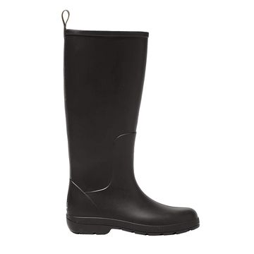 Totes Womens Claire Closed Toe Knee High Rainboots