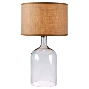 Kenroy Home Table Lamp - Clear