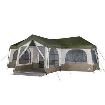 Ozark Trail Hazel Creek 12 Person Family House Tent