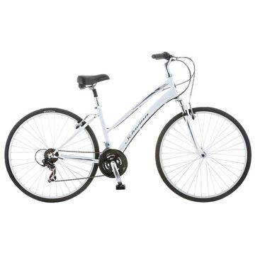 Women's Schwinn Network 1.0 700c Hybrid Commuter Bike