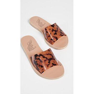 Ancient Greek Sandals Taygete Vinyl Slides