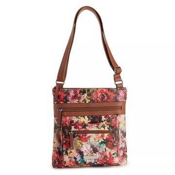Rosetti Aria Crossbody Bag, Greenwich Floral