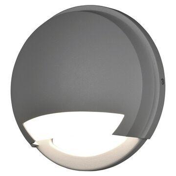 Access Lighting Avante 8.75-in W 1-Light Satin Modern/Contemporary Wall Sconce | 20044LEDDMG-SAT/OPL