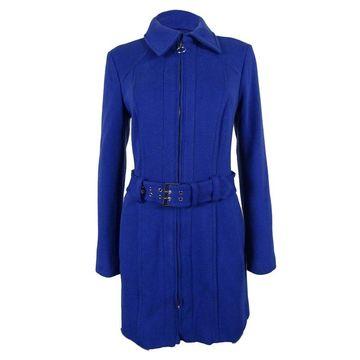 INC International Concepts Women's Belted Jacket