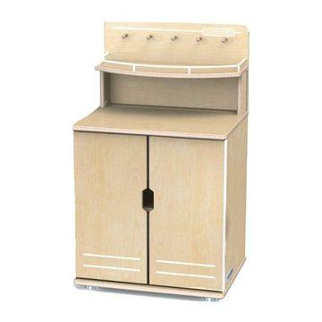TrueModern Play Kitchen Cupboard