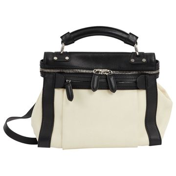 Fratelli Rossetti Ecru Leather Handbags
