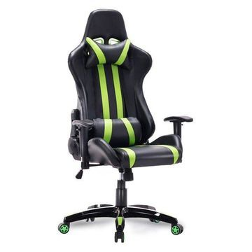 Costway Executive Style High Back Reclining Chair Gaming Chair Office Computer