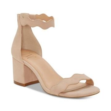 Inc International Concepts Women's Hadwin Scallop Two-Piece Sandals, Created for Macy's Women's Shoes